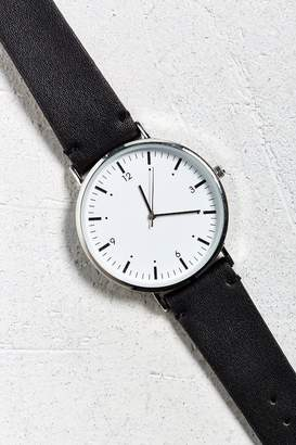 Urban Outfitters Simple Leather Band Watch