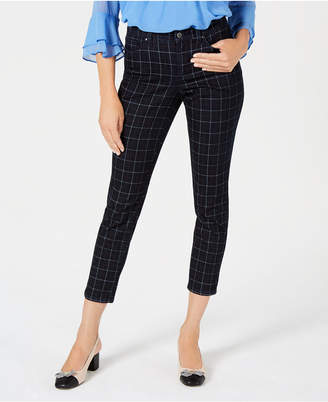 Charter Club Mckenna Printed Jeans, Created for Macy's
