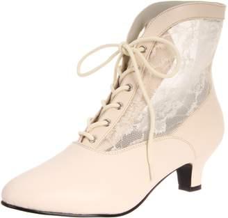 Funtasma Women's Dame-05/IV Ankle Boot