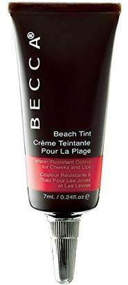 Becca Beach Tint Water Resistant Colour For Cheeks & Lips - # Papaya