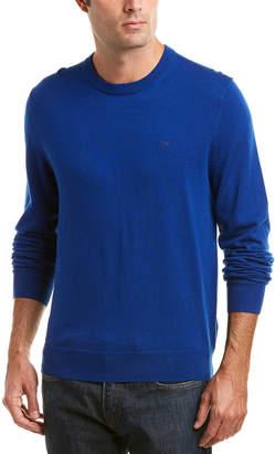 Brooks Brothers Wool Crewneck Sweater