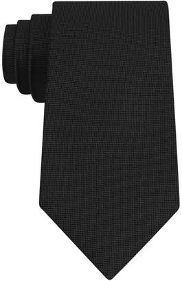 Club Room Men Pebble Solid Silk Tie