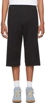Maison Margiela Black Track Shorts