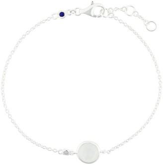 Astley Clarke mini Moonstone round Stilla bracelet