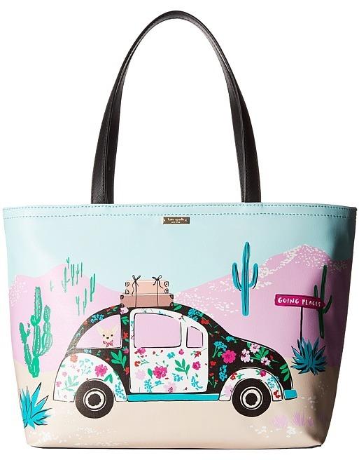 Kate SpadeKate Spade New York - Scenic Route Car Francis Handbags