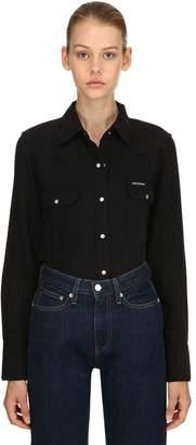 Calvin Klein Jeans Western Denim Shirt