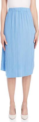 Jil Sander Crinkle Midi Skirt