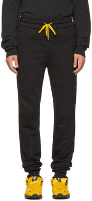 Pyer Moss Black Slouchy All-American Lounge Pants