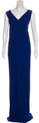 Rosetta Getty Sleeveless Evening Dress