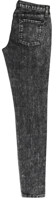 Kova & T Acid-wash skinny jeans