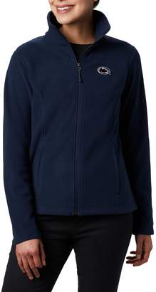 NCAA Women's Penn State Nittany Lions Collegiate Give and Go II Full Zip Fleece Jacket