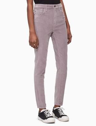 Calvin Klein slim boyfriend fit corduroy pants