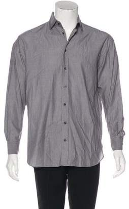 Armani Collezioni Woven Dress Shirt