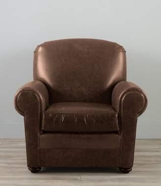 L.L. Bean L.L.Bean Leather Lodge Chair