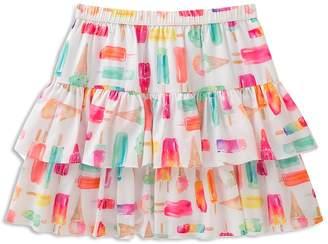Kate Spade Girls' Ice Pops & Ice Cream Print Skirt