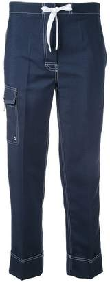 Thom Browne cropped trousers