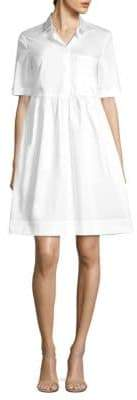 Peserico Cotton Shirt Dress