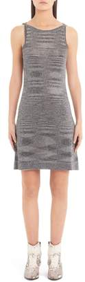 Missoni Metallic Sweater Dress
