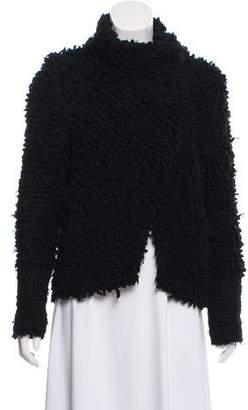 IRO Textured Knitted Jacket