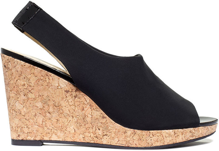 Adrienne Vittadini Adrienne Vittadnii Shoes, Chyna Platform Wedge Sandals