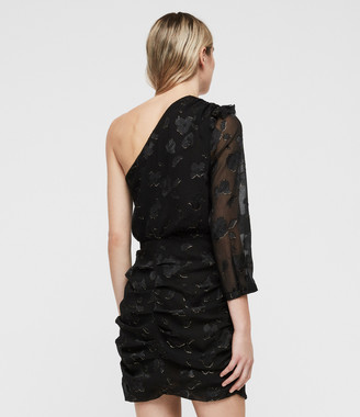 AllSaints Maddie Flora Dress