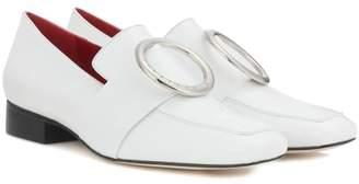 Dorateymur Exclusive to mytheresa.com — Harput patent leather loafers