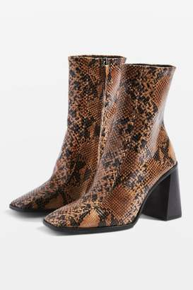 Topshop HURRICANE High Ankle Boots