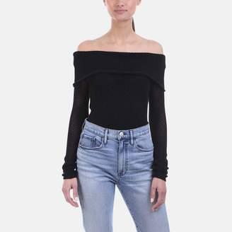 A.L.C. Allegra Off-Shoulder Sweater