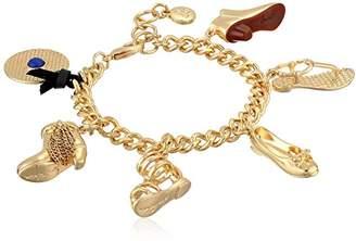 Sam Edelman Edelman Icon Charm Bracelet