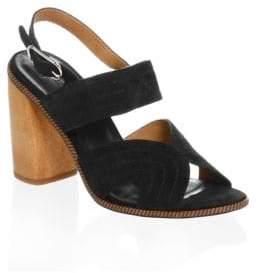 Joie Aforleen Suede Sandals