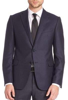 Tonal Herringbone Blazer $1,395 thestylecure.com