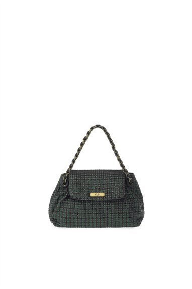 Marc Jacobs Tweed Embroidered Sequin Mae
