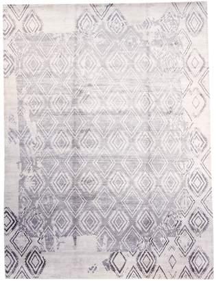 F.J. Kashanian Layla Hand-Knotted Wool Rug