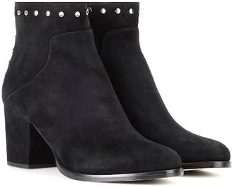 Jimmy Choo Melvin 65 suede ankle boots