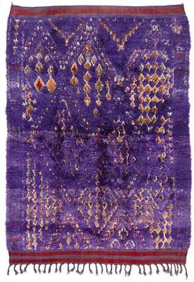 "ABC Home Vintage Moroccan Wool Rug - 6'5""x8'10"""