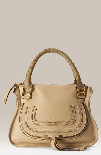 Chloé 'Marcie - Small' Leather Satchel