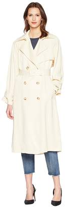 Vince Drapey Trench Women's Coat