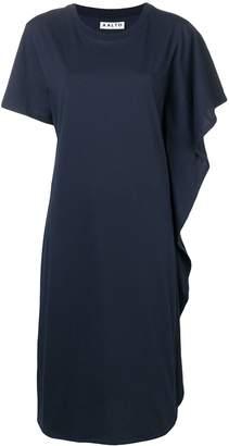 Aalto ruffle detail dress