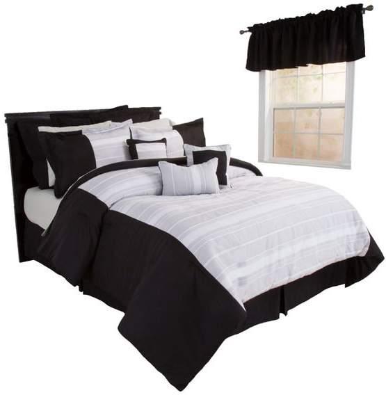 Lavish Home Caitlin Comforter Set, King