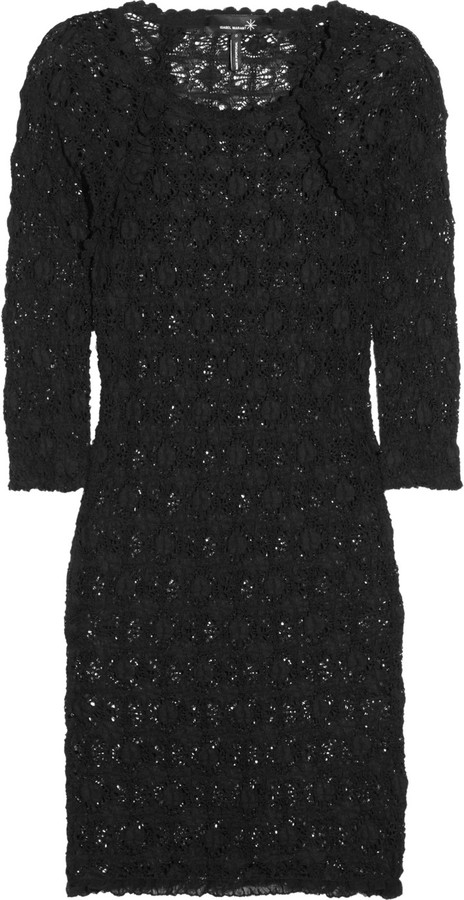 Isabel Marant Dali stretch-lace mini dress