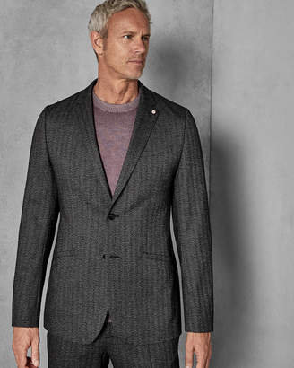 Ted Baker WENSLTT Tall semi plain jacket
