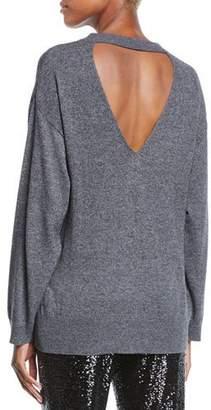 A.L.C. Knowles Crewneck Cutout Sweater