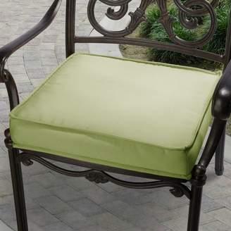 Mozaic Sunbrella 19-in. Canvas Outdoor Chair Cushion