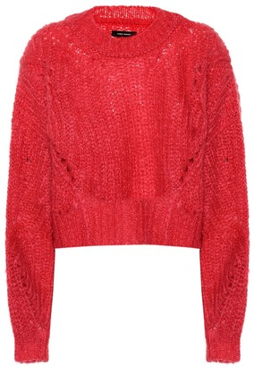Isabel Marant Mohair-blend sweater