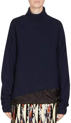 Dries Van Noten Women's Cashmere Turtleneck Sweater