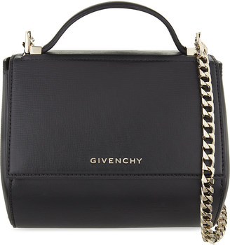 Givenchy Pandora mini leather shoulder bag $1,800 thestylecure.com