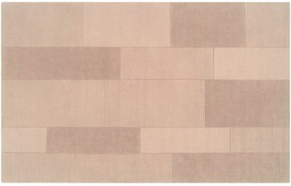 Blue Area Artisan Weaver Cheyenne Wool Rug