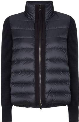 Moncler quilted gilet jacket