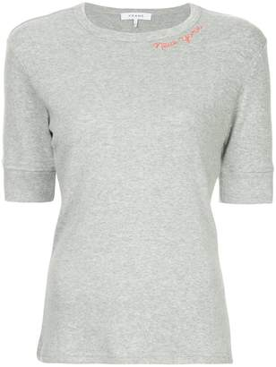 Frame True Crew Tシャツ