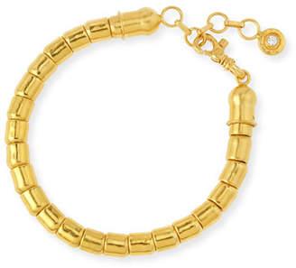 Gurhan Vertigo 24k Gold Single-Strand Bracelet